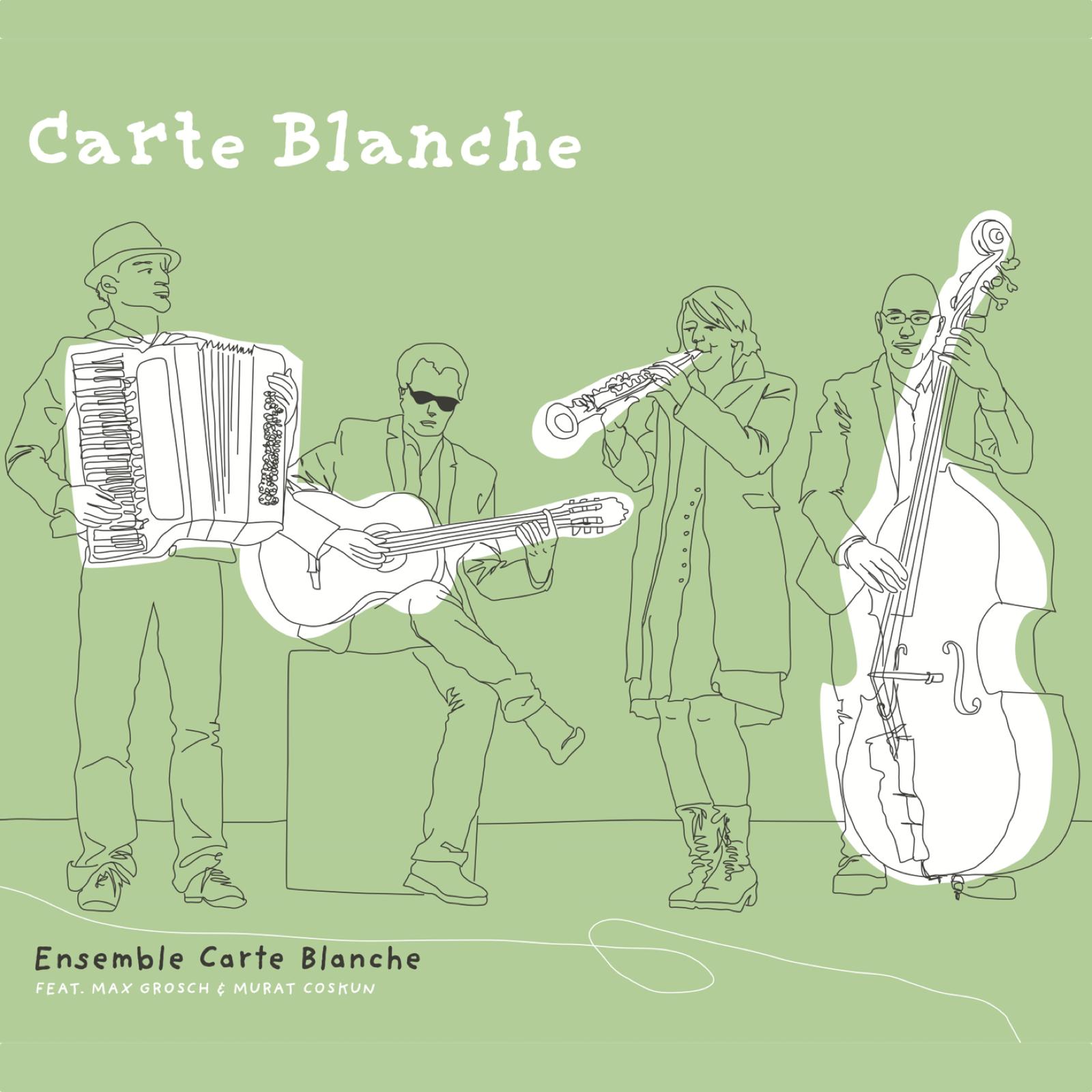 "CD ""Carte Blanche"" von Ensemble Carte Blanche"